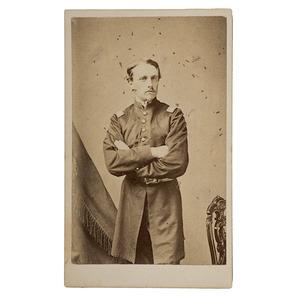 Colonel Robert Gould Shaw, 54th Massachusetts CDV