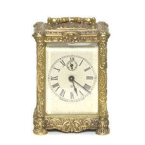 Waterbury Carriage Clock,