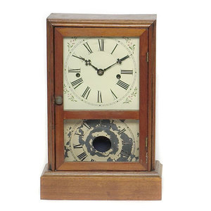 U.S.C. & B. Co. Chicago Shelf Clock,