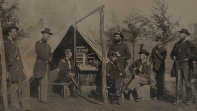 10/31/2018 - Treasures of the Civil War: Premier Auction