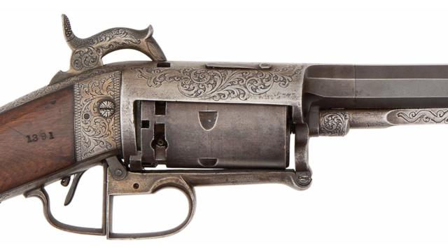 11/28/2018 - The Mark Aziz Firearms Collection: Premier Auction