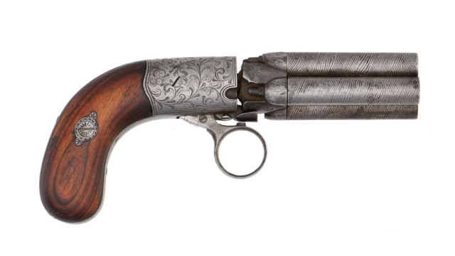2/6/2019 - Firearms and Accoutrements: Live Salesroom Auction