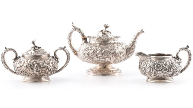 8/23/2019 - Fine Silver: Discovery Auction