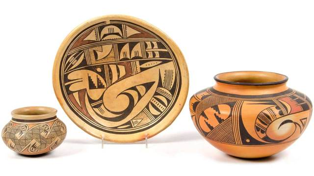 9/12/2019 - American Indian Art: Timed Auction - ends 9/23