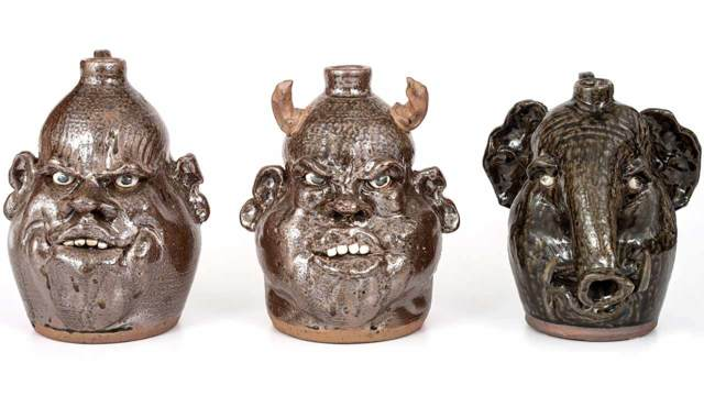 11/8/2019 - Outsider and Folk Art: Discovery Auction