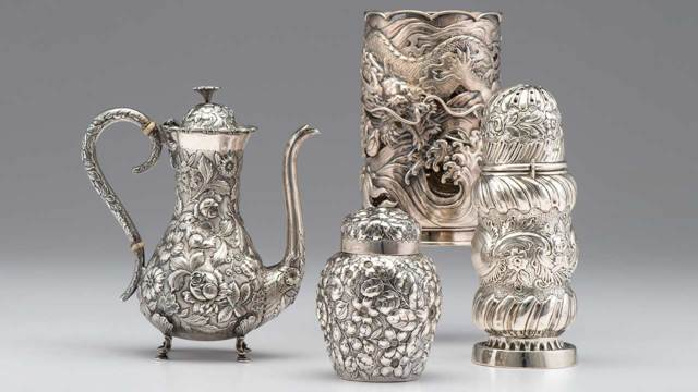 11/22/2019 - Fine Silver: Discovery Auction