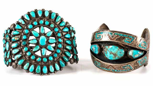 4/14/2020 - American Indian and Southwestern Jewelry: Live Auctioneers Timed Auction