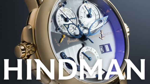 4/13/2021 - Important Timepieces from a Private Collector