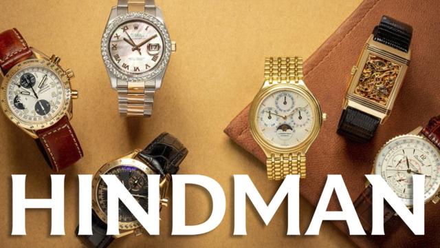 5/17/2021 - Hindman's Timepieces