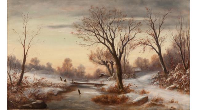 1/16/2015 - Studio Paintings: Online Auction