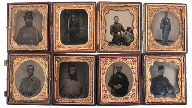 4/09/2015 - Civil War: American History: Timed Auction - ends 4-20