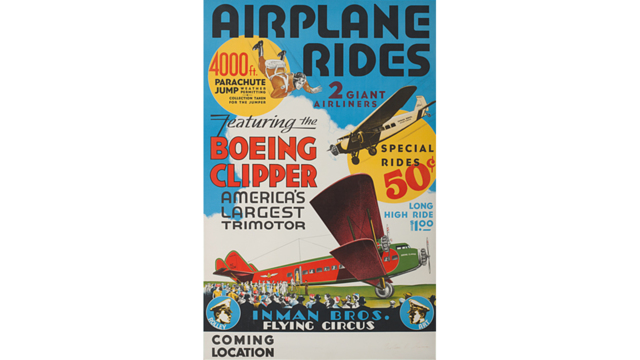 12/3/2015 - Golden Age of Travel: Timed Auction - ends 12/14