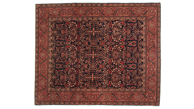 11/23/2015 - Oriental Rugs and Carpets: Timed Bidsquare Auction