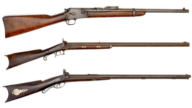 Historic Firearms and Militaria: Live Salesroom Auction - Day 2