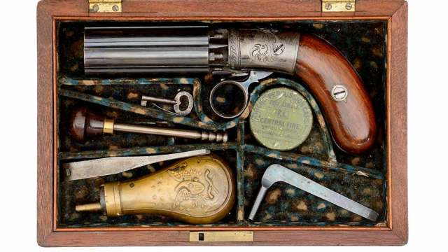 11/1/2017 - Historic Firearms & Militaria: Live Salesroom Auction - Day 1