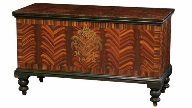 American Furniture, Folk & Decorative Arts