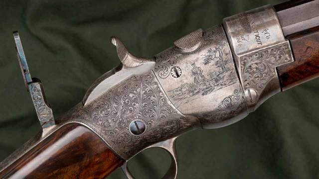 Historic Firearms & Militaria